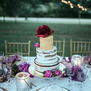 Tendencias Deco para bodas en 2018