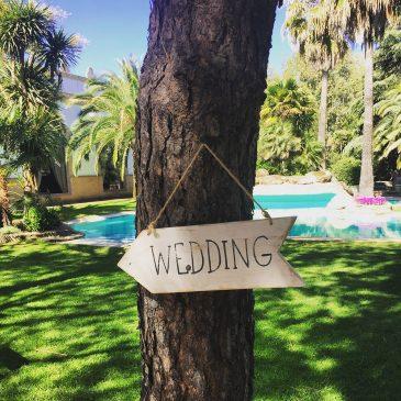 Organigrama de una boda – 1ª parte